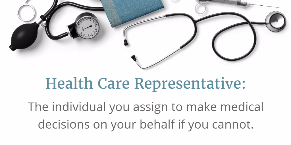 What Is A Health Care Representative You Can Appoint A