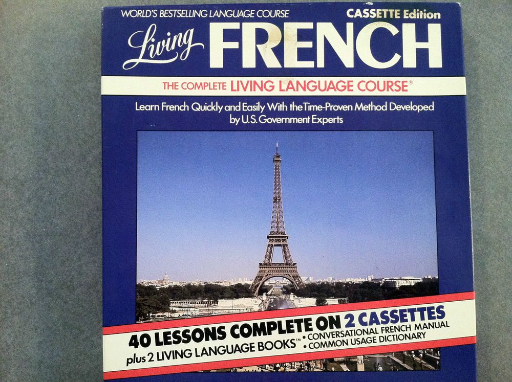 Getting By in French with Audiocassettes