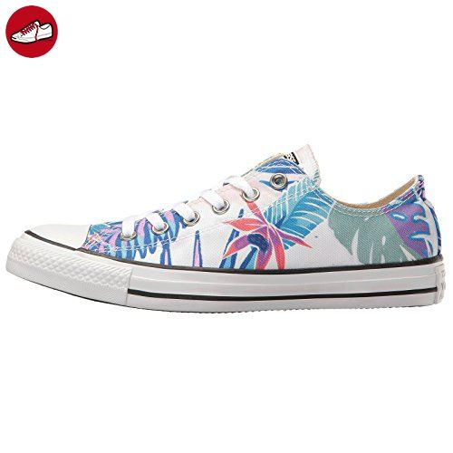 Find this Pin and more on Converse Schuhe. Converse Mens Chuck Taylor All  Stars Tropical Print OX Low Top Multi Canvas ...