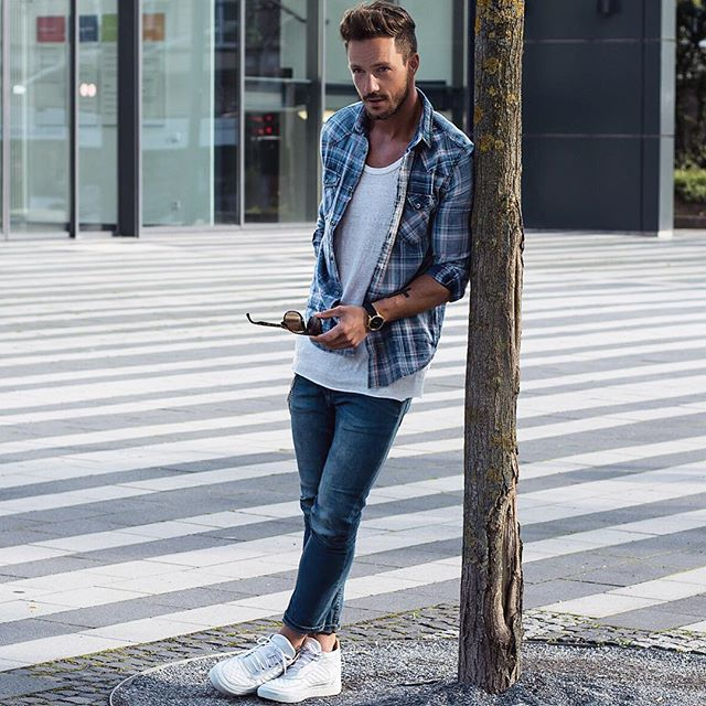Easy* Wish you all a nice day! #simple #Men #Menstyle #style #inspiration #streetstyle #guys #outfitsideasforguys #modernmen #fashion #lookbook