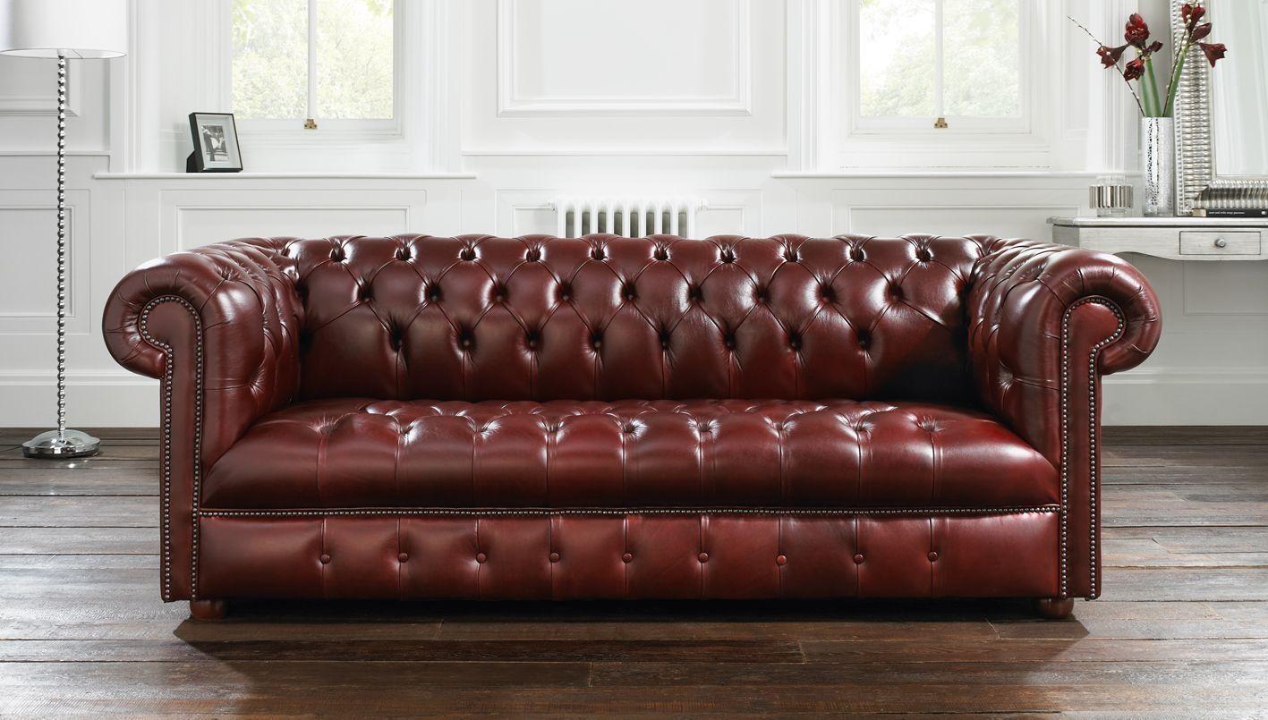 Astonishing Wine Leather Chesterfield Sofa Rangka Gamerscity Chair Design For Home Gamerscityorg
