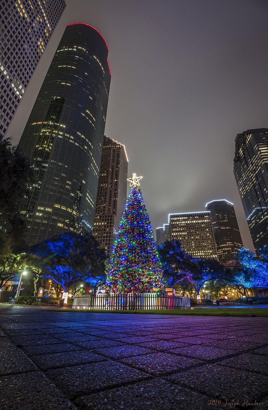 houston tx city hall christmas 2015 joseph haubert wwwjosephhaubertcom - Christmas In Houston 2015