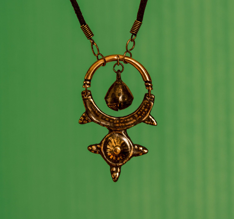 Necklace Assemblage Jewelry Magic Slavic Evil Eye Protection Amulet