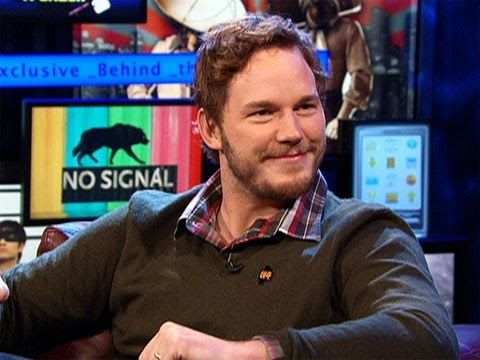 "Chris Pratt Talks ""Moneyball,"" Baseball and Brad Pitt"