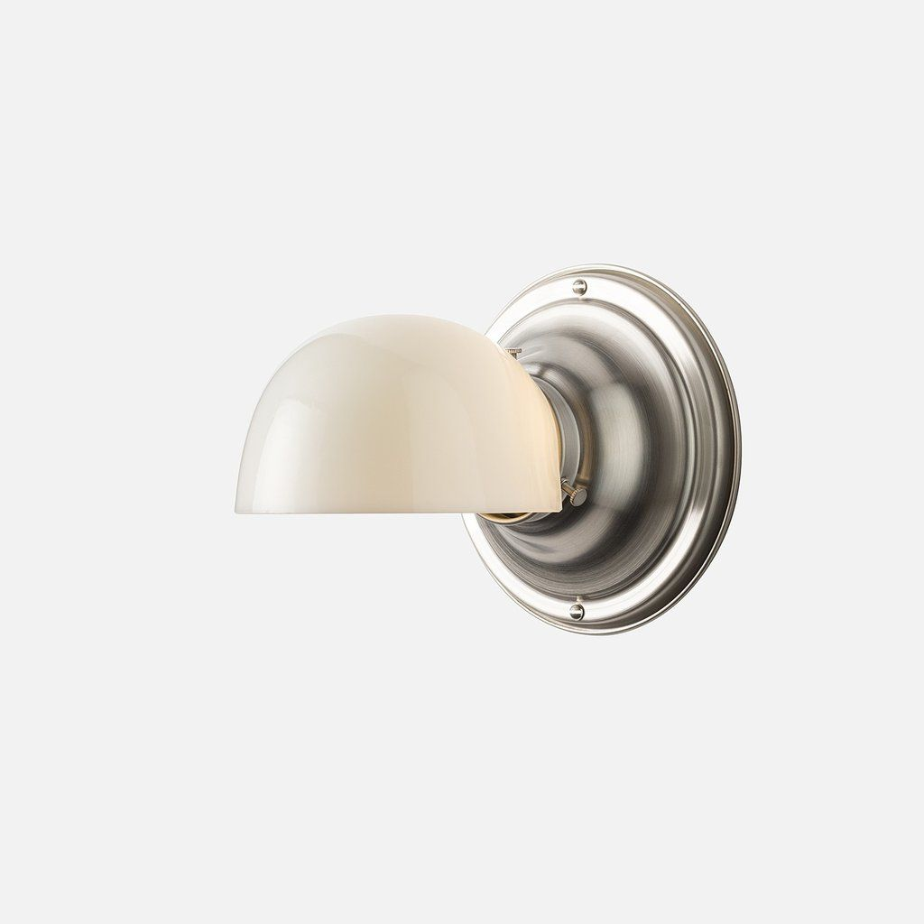 """Otis Sconce 2.25""""   Sconces, Schoolhouse electric, Ceiling ... on Height Of Bathroom Sconce Lights id=50633"""