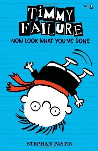 Author: Stephan Pastis Age Range: 8 – 12 years Series: Timmy Failure -Book 2 ISBN: 9780763660512 Genre:Mystery If You Like: Dork Diaries byRachel Renee Russell Plot: Timmy is trying ti get …