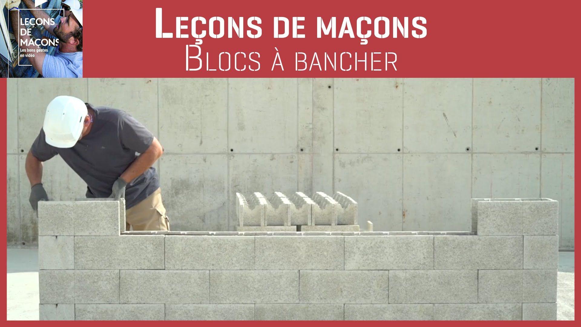 Les Lecons Blocs A Bancher Bloc A Bancher Bloc