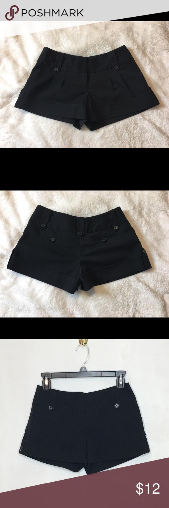 Tracy Evans Limited Black Dress Shorts Size 1 Super Cute Tracy Evans Black Dress Shorts In Size 1 Button Detail O Black Short Dress Short Dresses Black Dress [ 1740 x 580 Pixel ]