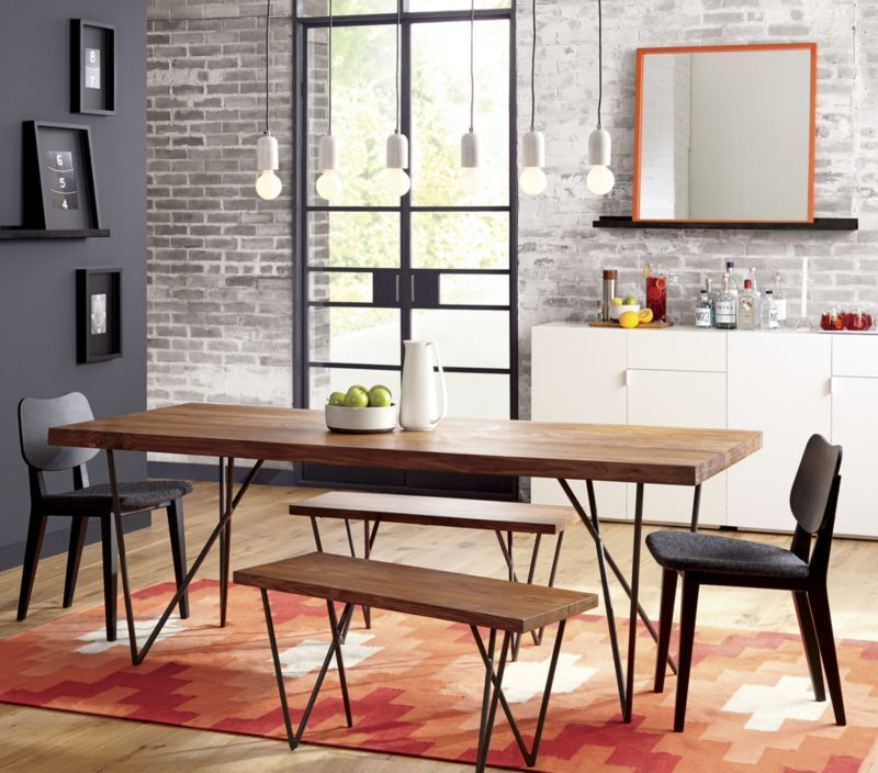 Dylan 36 X80 Dining Table Modern Dining Table Dining Table Dining Room Design