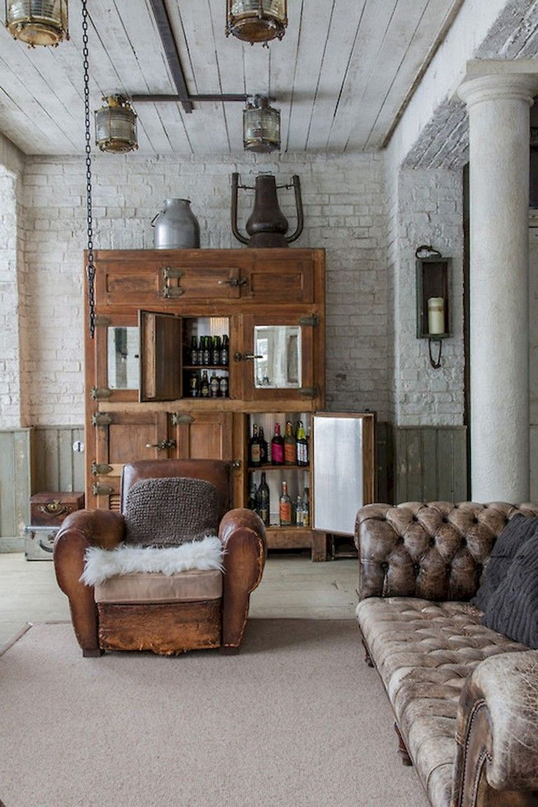 65 Amazing Living Room With Brick Wall Decoration Ideas Living