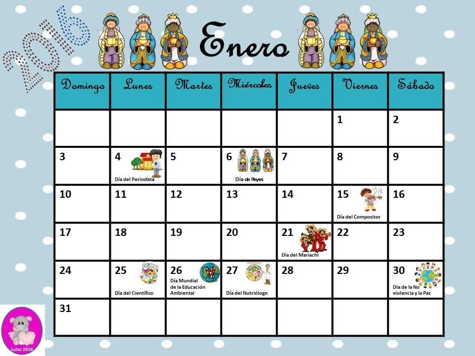 Calendario 2018 Quick Learning