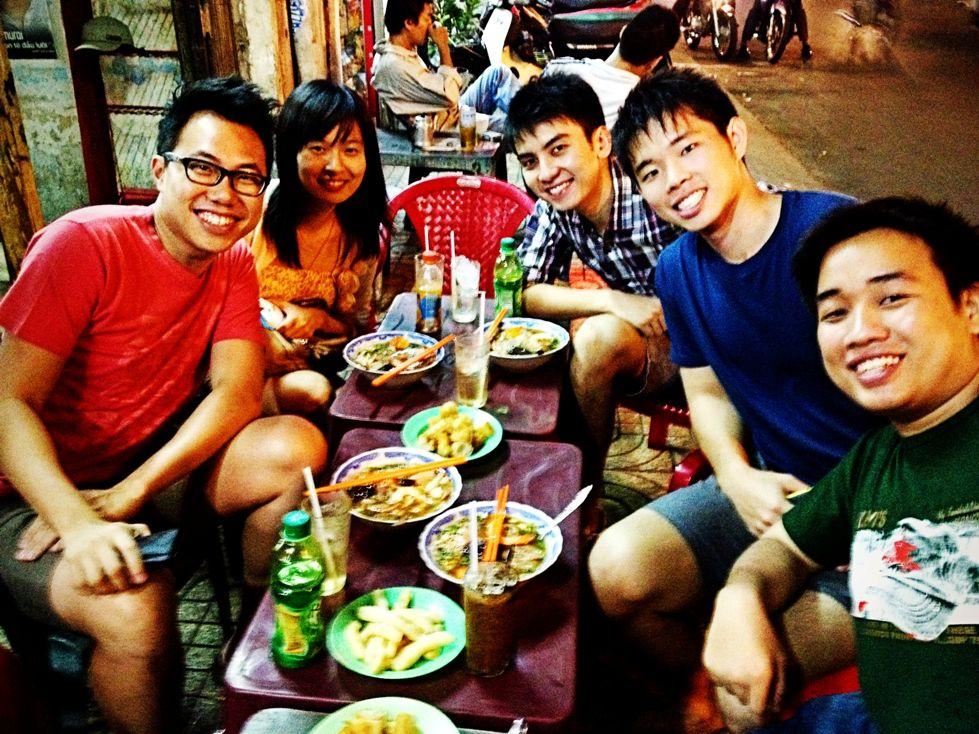 Ha Noi street cuisine