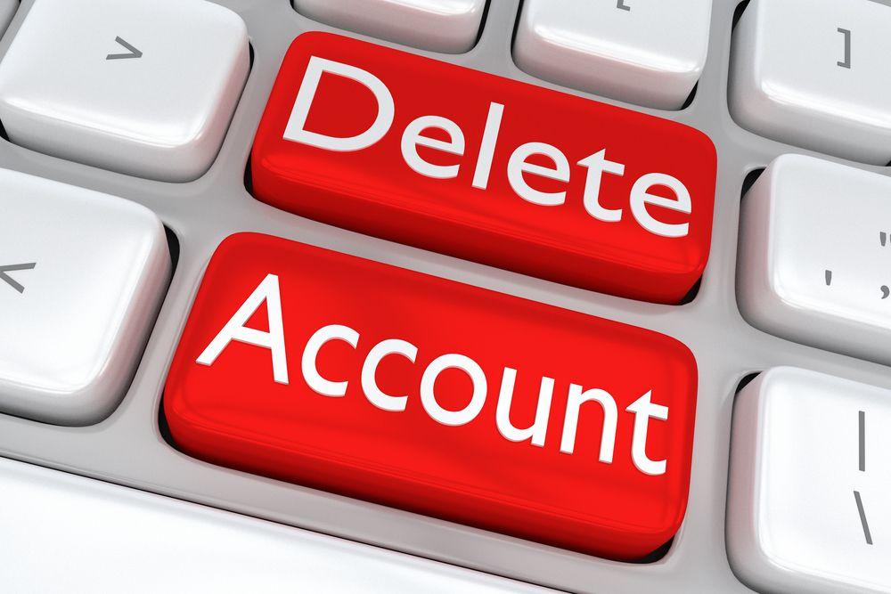 Delete Accounts