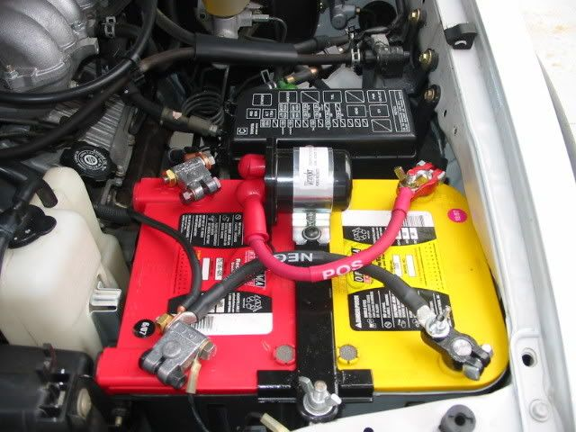 Some Dual Battery Set Up Questions Expedition Portal