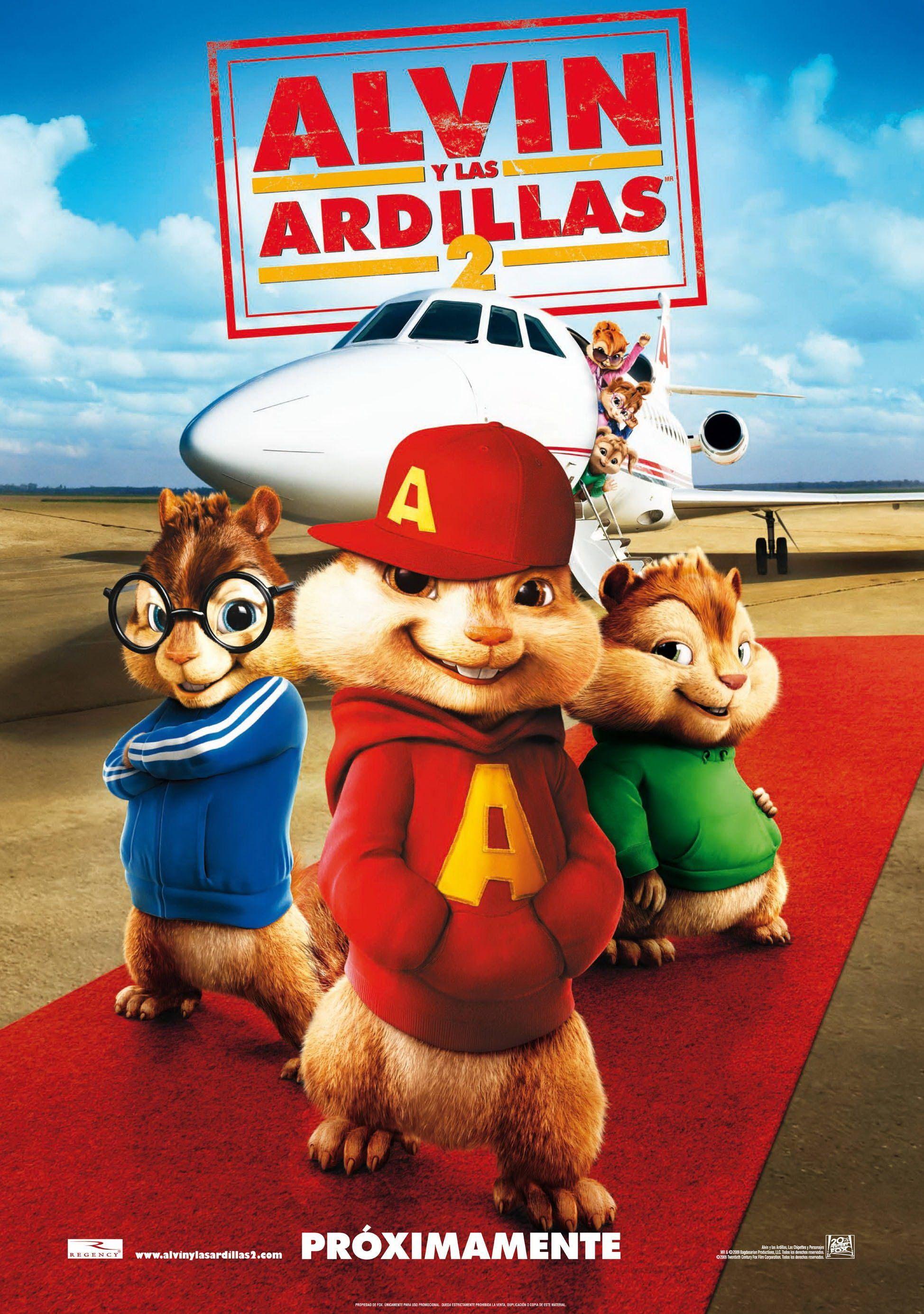Alvin Y Las Ardillas 2 El Nino Pelicula Ardillas Y Ver Peliculas