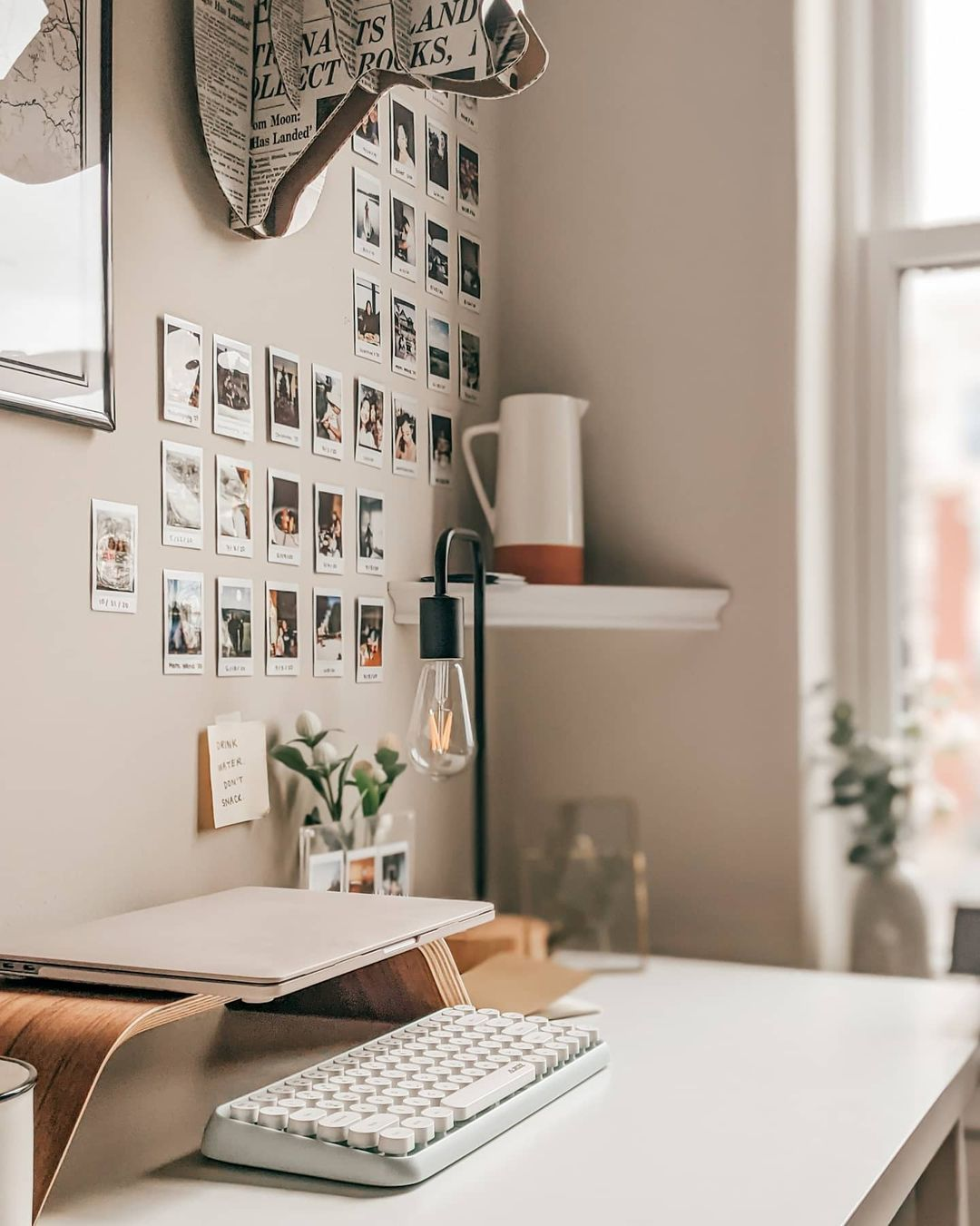 30+ Aesthetic Desk Ideas for Your Workspace