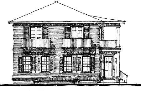 Plan 44013td Charleston Style Side Porch Charleston House Plans Barn Plan Modern Farmhouse Plans