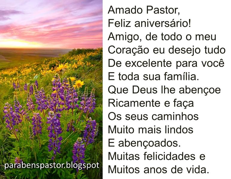 Parabéns Querida Pastora: Aniversário Evangélicos
