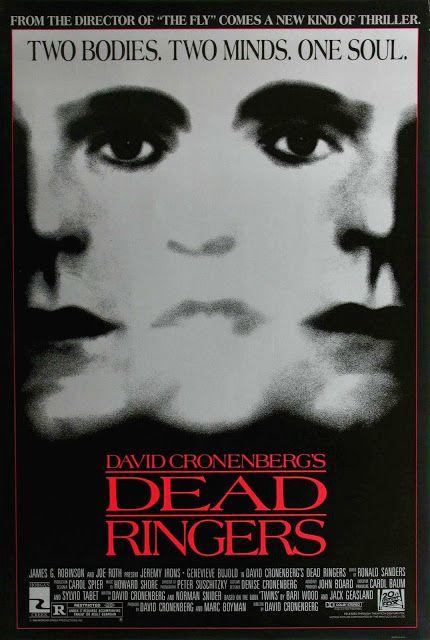 Esculpiendo El Tiempo Inseparables Dead Ringers 1988 De David