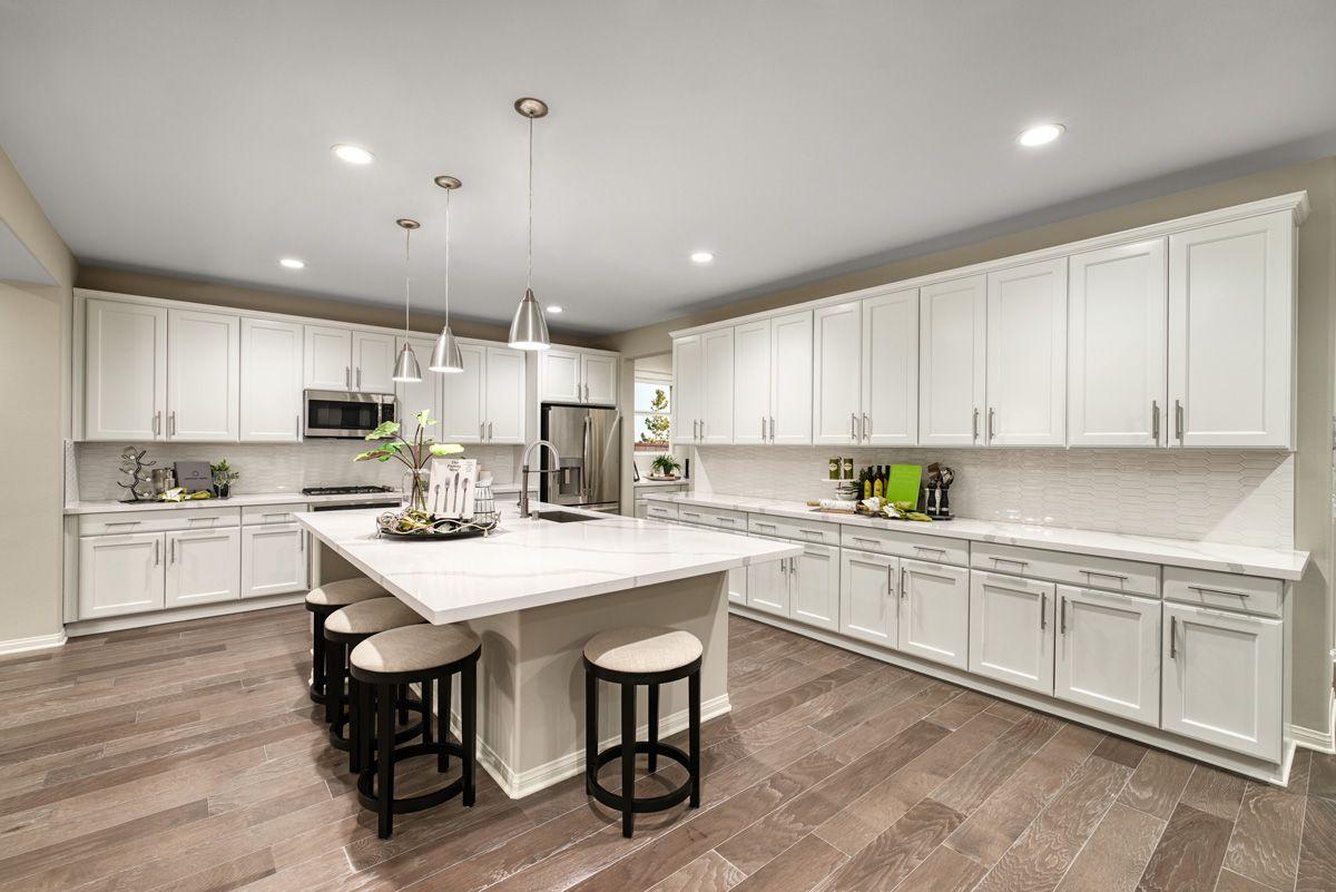 galore! Hemingway model home kitchen Menifee