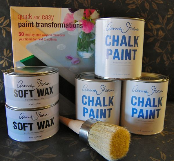 Trying out Annie Sloan Chalk Paint on our RV cabinets! (NO PREP ...