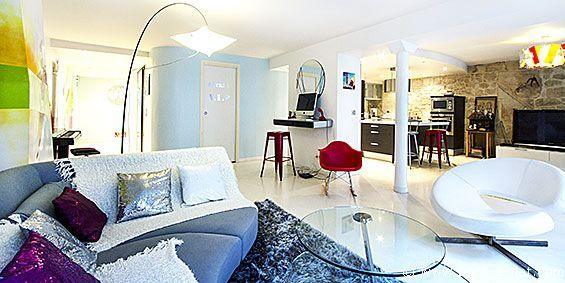 Location Appartement 2 Chambres Paris Rue Saint Denis 2ème Arrondissement    Location Métro Réaumur Sébastopol