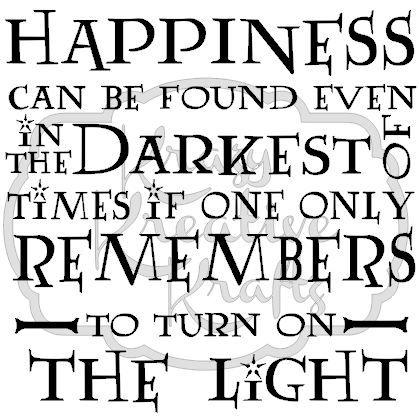 Dumbledore Quotes Svg