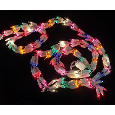 The Holiday Aisle Garland 300 Light Rope Light Products