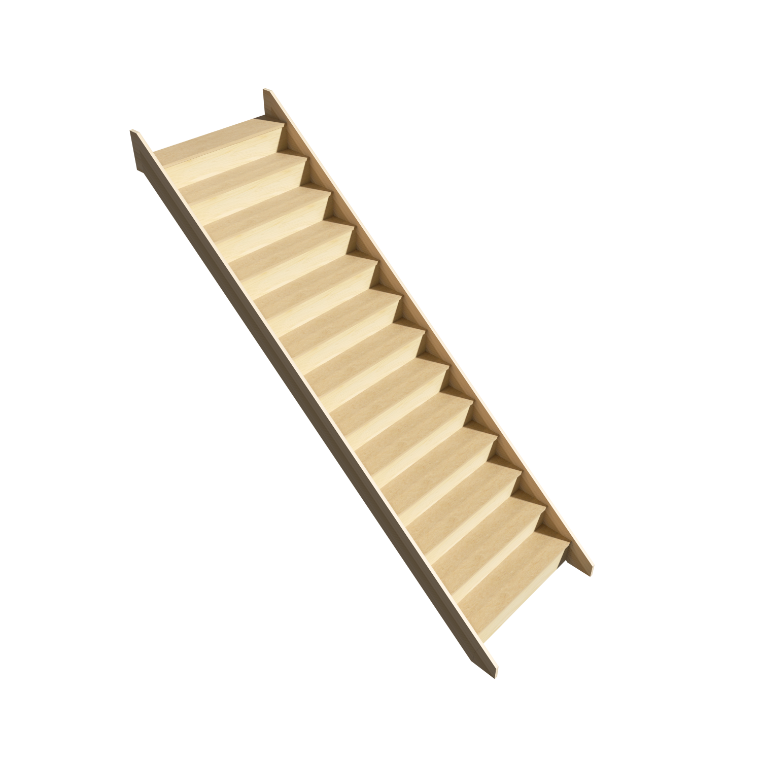 Best Pin On Kwikstairs Flat Pack Staircase 400 x 300