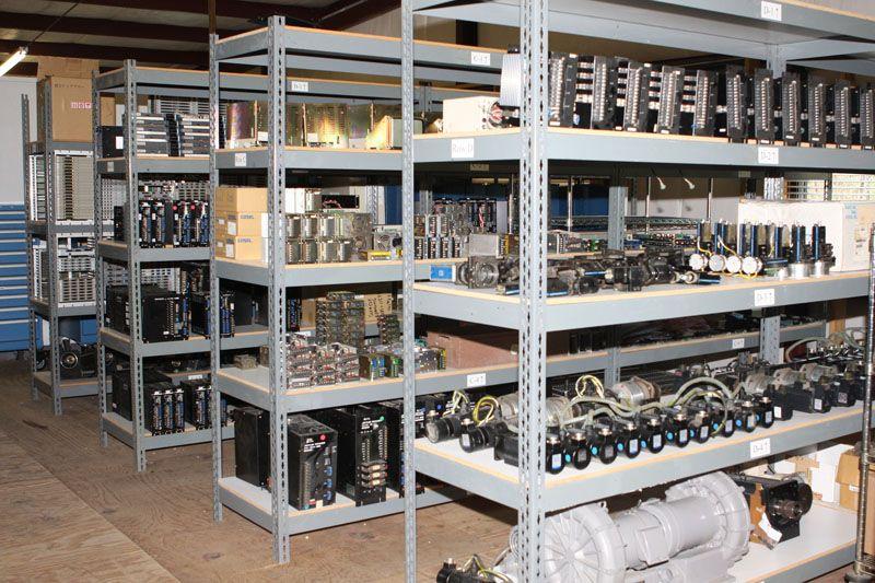Spare Room Storage SMT Parts Organizing Ideas