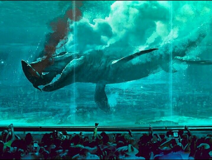Mosasaurus | Jurassic Park | Pinterest | Saga and Movie