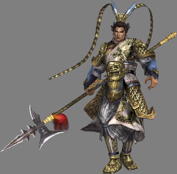 Lu Bu Warriors Orochi 4: Digital Fiction Athletes