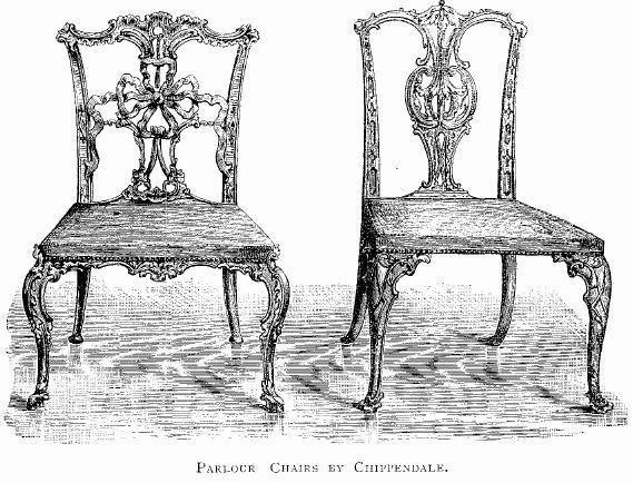 English Neo Palladian And Georgian Furniture FurnitureVintage FurnitureFurniture StylesArchitecture