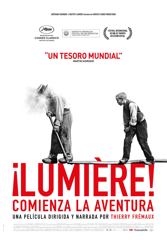 2016 - ¡Lumière! comienza la aventura - Lumière!