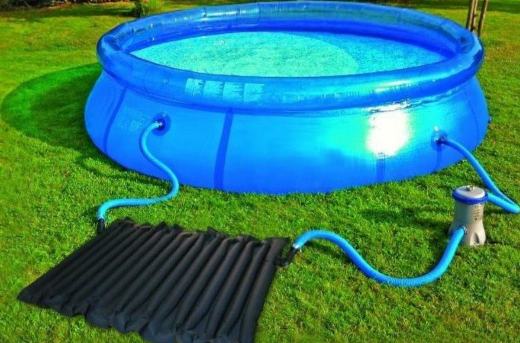 Portable Swimming Pool Heater Pool Design Ideas Solar Pool Portable Swimming Pools Pool Heater