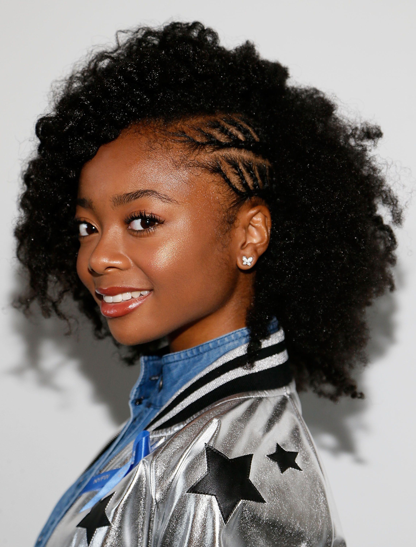 18 Dorable Gorgeous Hairstyles Ceplukan Girls Natural Hairstyles Natural Hairstyles For Kids Natural Hair Styles