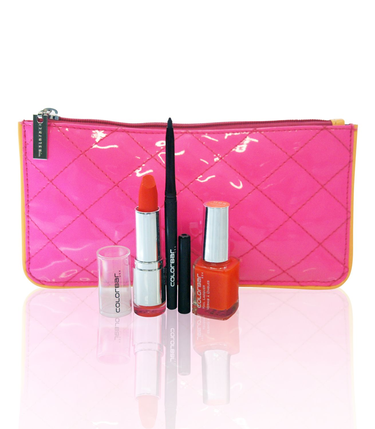 colorbar Orange Sunshine Makeup Kit Makeup kit, Makeup