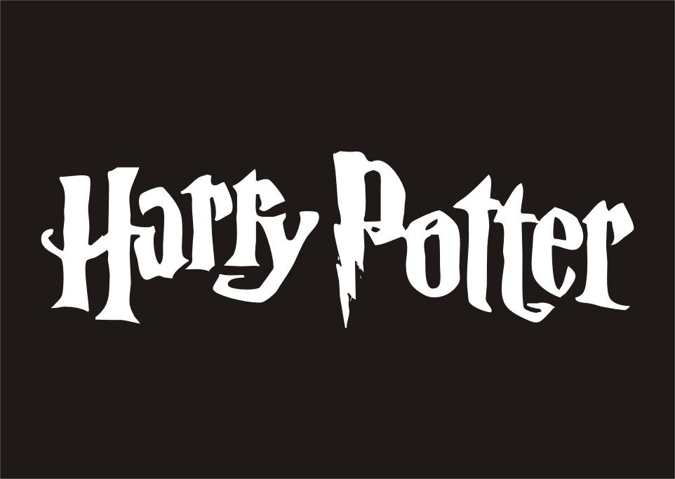 Logo Harry Potter Vector Free Logo Vector Download Screen Printing Logo Custom Screen Printing Screen Printing