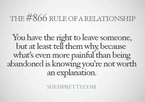 So I Guess Im Not Worth An Explanation Then Granted Quotes Quotes Relationship