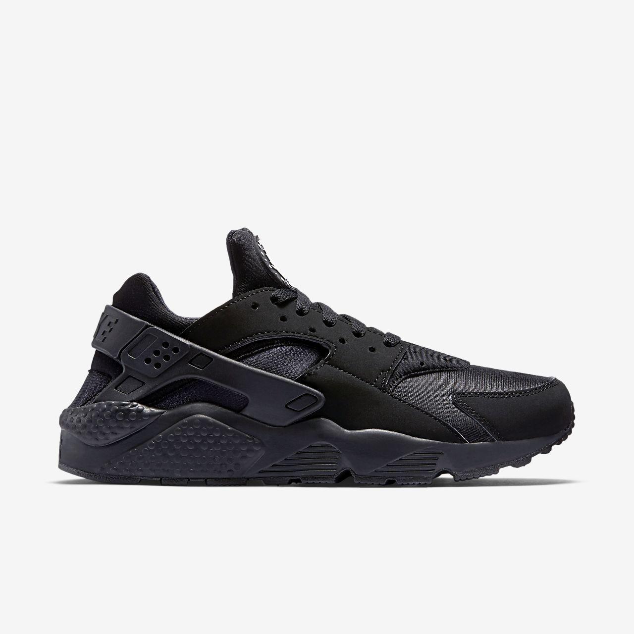 newest 63bd3 5c37c Nike Air Huarache Men s Shoe. Nike Air Huarache Men s Shoe Black Huarache,  Nike Air Huarache, Running Sneakers, Running