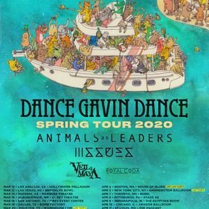 Dance Gavin Dance Tour Dates 2020 Concert Tickets Bandsintown In 2020 Dance Gavin Dance Dance Concert Tickets