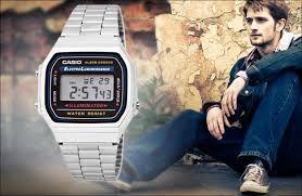 Casio retro, kermishorloge, trend 2015!