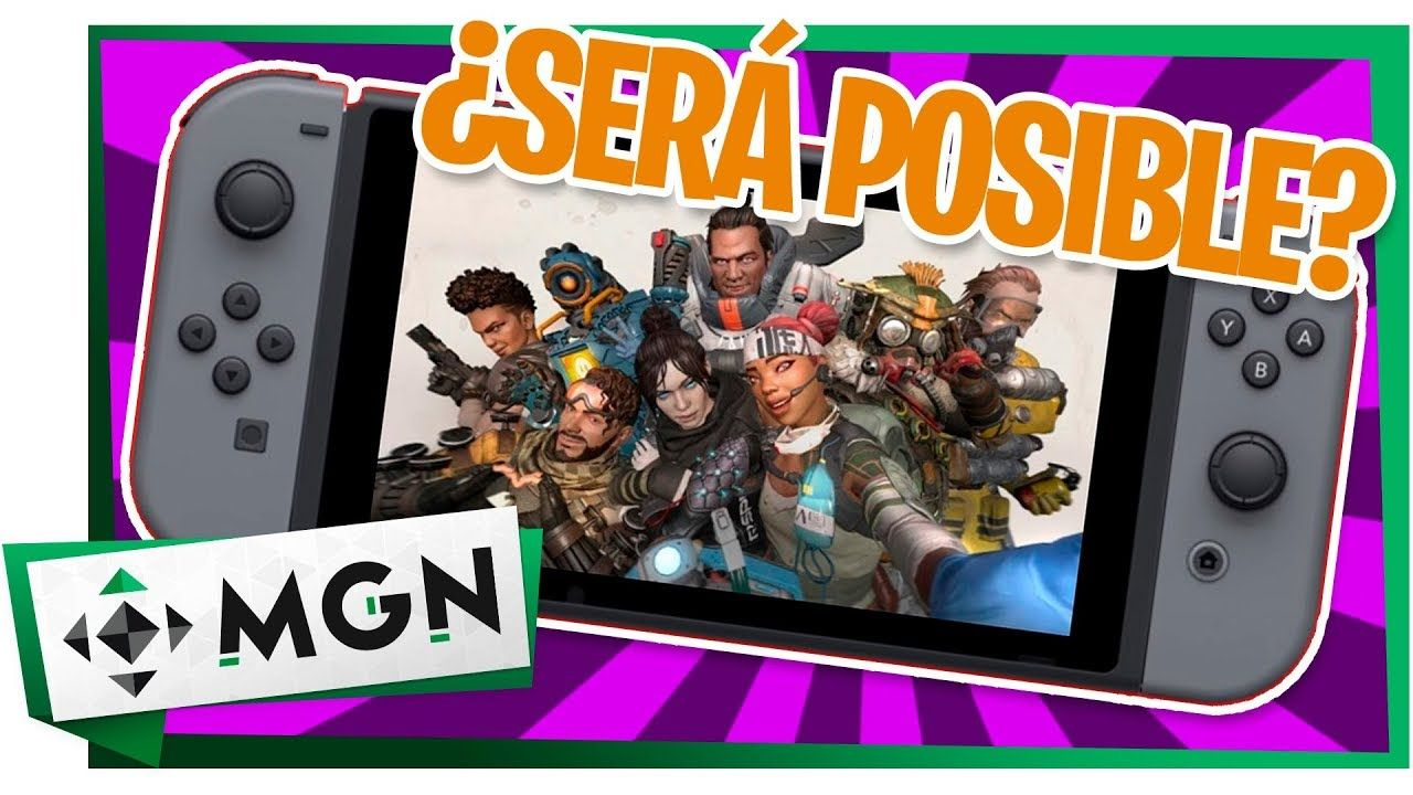 Es posible que Apex Legends no llegue a Nintendo Switch en