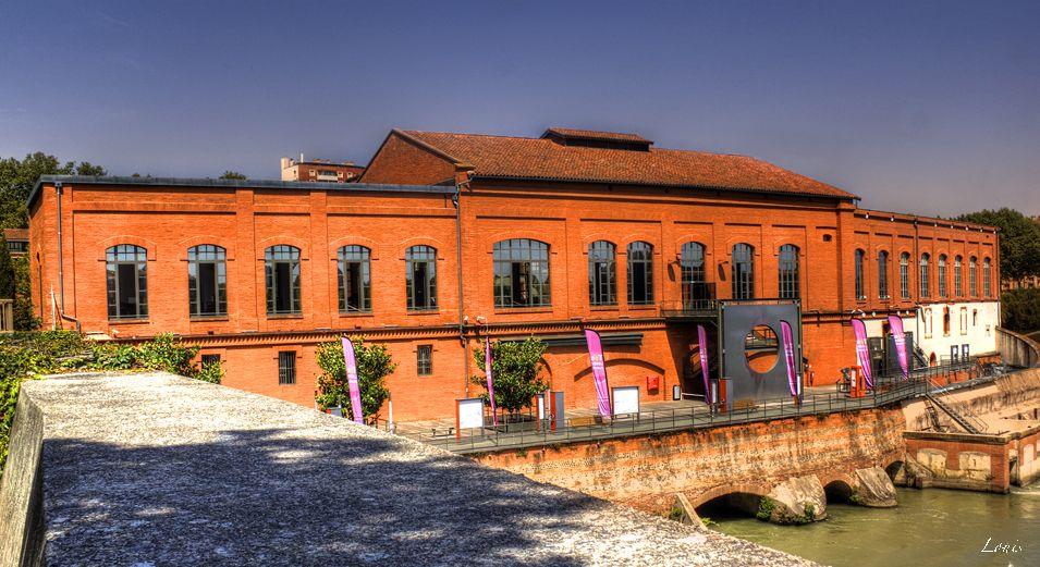 Espace Bazacle Toulouse Toulouse France En 2019 Toulouse Espace Culturel Et Photo De L Espace