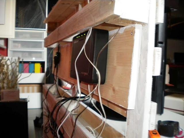 Pallet BESTA TV unit - IKEA Hackers - IKEA Hackers