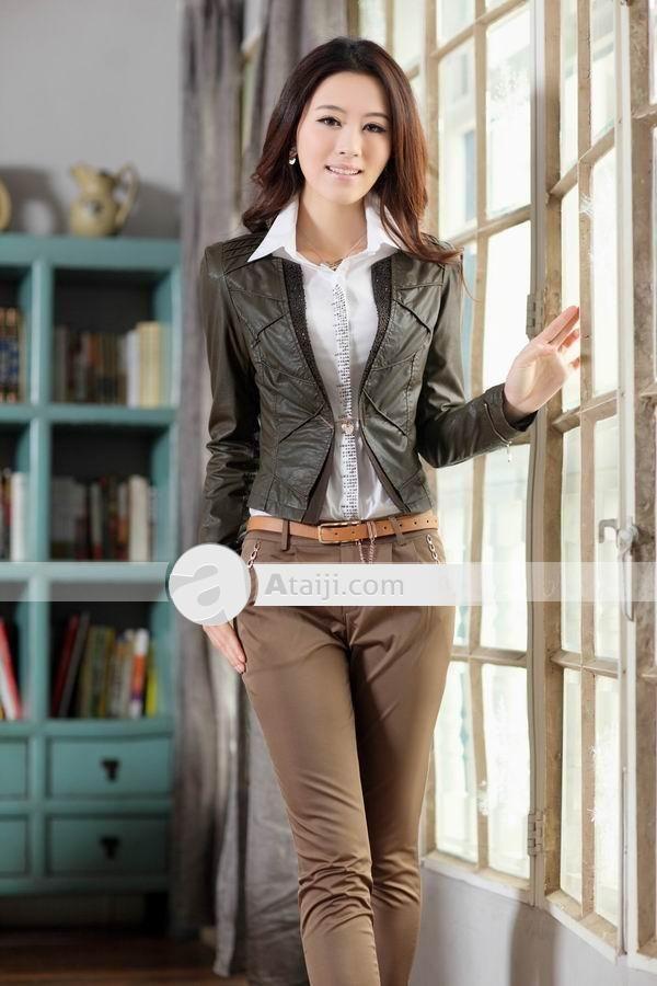 Modelos de chaquetas para mujeres bajitas