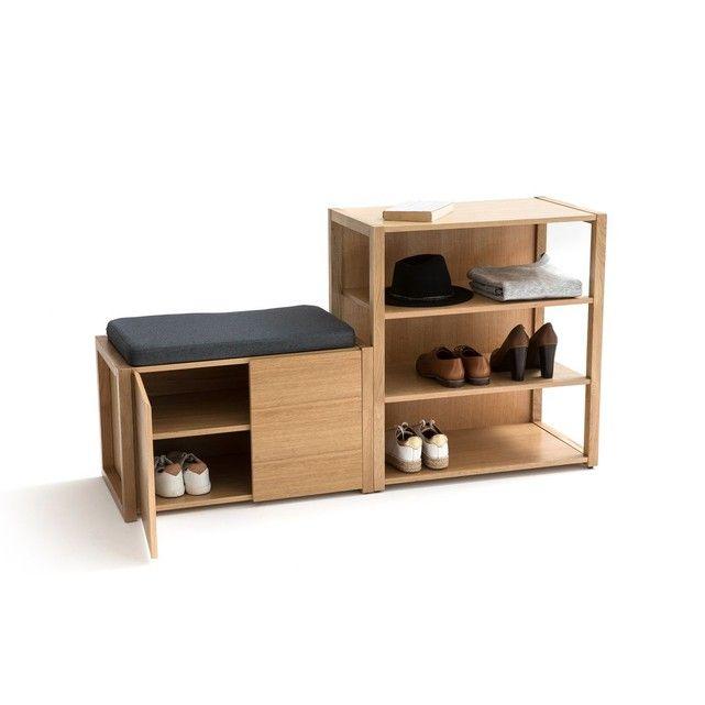 Le meuble range chaussures Compo Un meuble de rangement astucieux