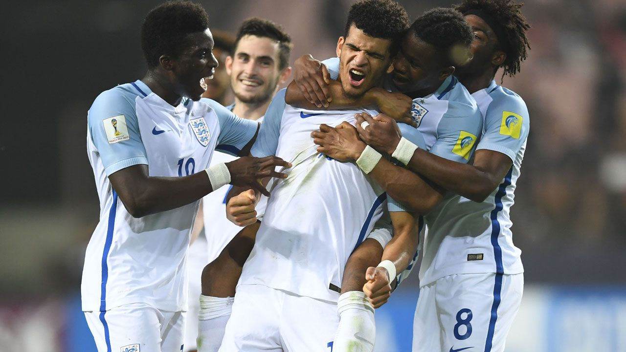 Solanke Is Mvp As England Wins Fifa U 21 World Cup By Guardian Editor England S Forward Dominic Solanke World Cup World Cup Final Fifa World Cup