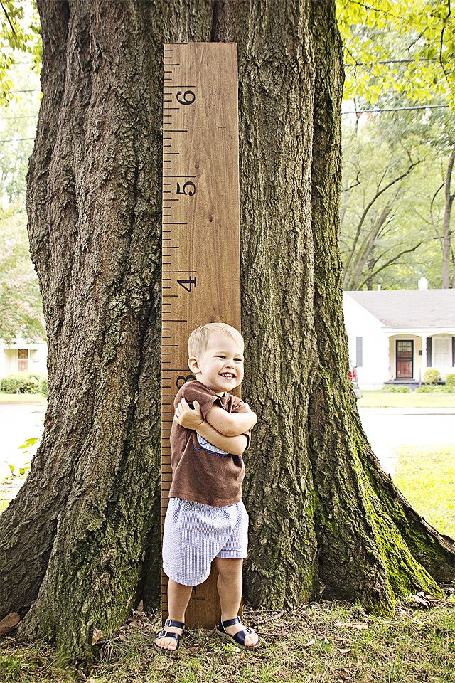 Minwax Early American stain for growth chart ruler Finally! Found - girls growth chart template