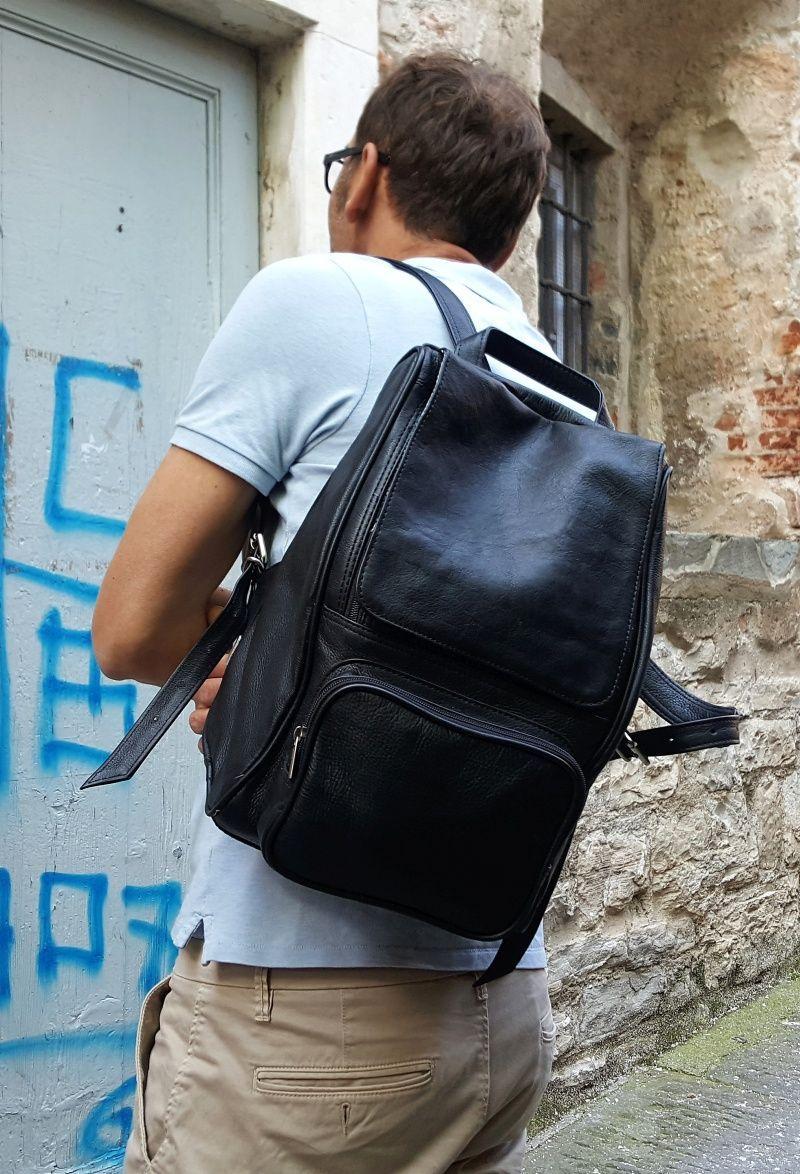 Schlicht und sch n city rucksack rucksack f r sie und ihn for Schule fur mode und design